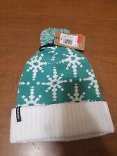 Patagonia Unisex Adult Powder Town Beanie Bonnet Hat Winter Cap, Green, One Size