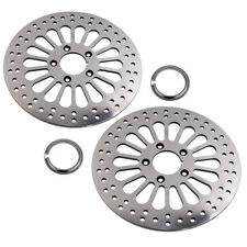11.5 SS Super Spoke Front Brake Rotor Rotors Disk For Harley 84-13 Set of Two