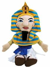 King Tut Egypt plush doll toy Little Thinker Egyptian Nwt new