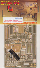 Part P35-259 1/35 Skoda RSO Basic Set (Riich Models)