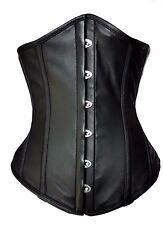 Unter Brust korsett corsage aus Leder 34,36,38,40,bis 56