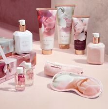 Ted Baker The Porcelain Rose Garden Toiletries Collection Bath Set - BN