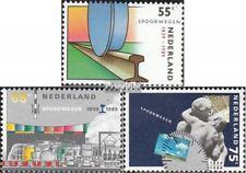 Nederland 1366-1368 postfris 1989 Railway