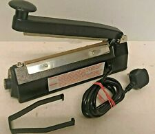 More details for packer industrial heat bag sealer pbs200/c