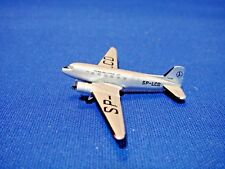 """LOT Polish Airlines Douglas DC-3 Herpa  1:500 """"1950s Colors. 70th Anniversary"""""""