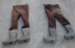 2 Neostretch waders size 10 Cabellas
