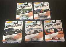 HOT WHEELS CAR CULTURE 2018 ~ EURO SPEED (1/5) (2/5) (3/5) (4/5) (5/5) 5 Set