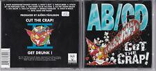 AB/CD -Cut The Crap!- CD RCA near mint