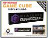 NINTENDO GAME CUBE Display Logo pour Collection de jeux videos Retro Gaming