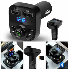 Handsfree Car Kit Wireless Bluetooth FM Transmitter LCD MP3 Player USB Charger