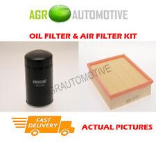 Diesel service kit huile filtre à air pour opel frontera 2.8 113 bhp 1995-98