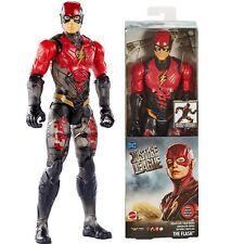 Mattel FPB53 DC Justice League America Stealth Suit The Flash Action 30cm Figure
