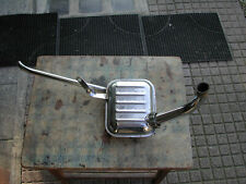 Franco Morini 50 cc  Marmitta cromata IGM 2647 -S