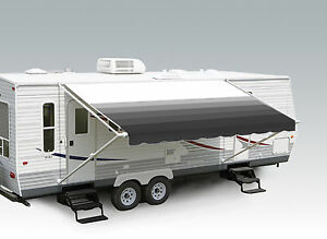 Carefree Fiesta RV Awning 10'-21' (complete with arms)