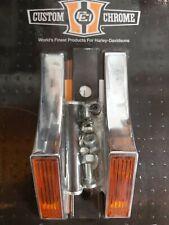 CCI Harley Davidson Mirage Marqueur Léger Set Ambre Lentille 12V Double Ampoule