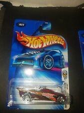2004 Hot Wheels Erste Editionen #064 = Crooze Schnell Sicherung = Silbern Auto- & Verkehrsmodelle