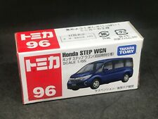 Tomica #96 Honda STEP WGN First Edition 1/65 Diecast Car Tomy