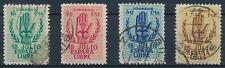España - Correo- Año: 1938 - numero 00851/54 - Bonita serie matasellada US