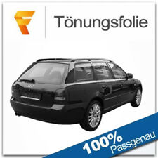 3D Tönungsfolie VORGEWÖLBT Audi A4 B5 Avant Bj 1994-2001
