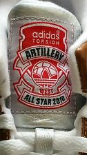 2010 Adidas Consortium artillerie NBA ALL-STAR basket boot trainer UK 9.5 BN