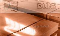 Sheet Metal - Brass Copper Stainless Steel Aluminium & Tread Plate Cut to Size