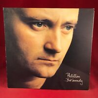 PHIL COLLINS ...But Seriously 1989  UK  Vinyl LP EXCELLENT CONDITION original
