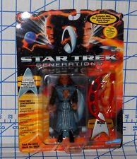 Playmates Star Trek Geneations Movie Lursa Klingon Action Figure 1994 MOC