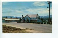 Knotts Deluxe Motel Lake Placid New York Photographic Unposted