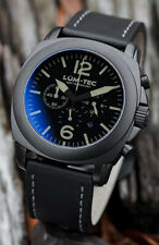 Lum-Tec Watch - M74S (40mm) Mens w/ Two Straps Limited Edition AUTHORIZED DEALER