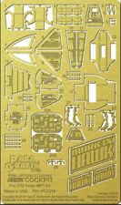 Paragrafix 214 Space 1999 MPC HAWK Mk. IX concept fighter Photo-etched Set 1/72