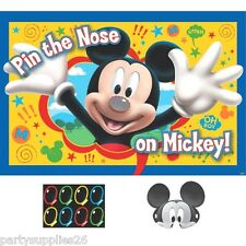 MICKEY MOUSE PARTY SUPPLIES PARTY GAME FOR 2 - 8 PLAYERS
