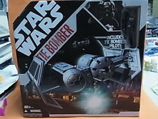 Star Wars 30th Anniversary Tie Bomber with Pilot