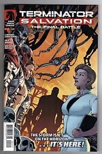 TERMINATOR SALVATION:THE FINAL BATTLE #2 - J. MICHAEL STRACZYNSKI STORY - 2014