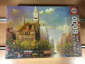 Educa 16783,NEW YORK AFTERNOON,6000 pcs,