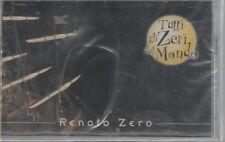 RENATO ZERO TUTTI GLI ZERI DEL MONDO MC K7 MUSICASSETTA SIGILLATA!!!