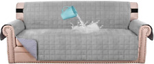 100% Waterproof Sofa Furniture Cover Suede Couch Covers For Dogs Velvet Sofa Pro