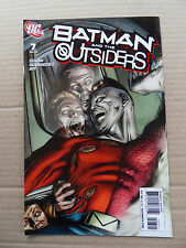 Batman And The Outsiders 7 . DC 2008 - VF - minus