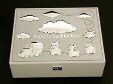 Baby Boy/Girl Keepsake Memory Box Newborn Photo Box Album Present Baby Shower
