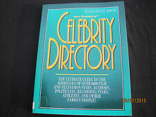 Celebrity Directory 2000-2001 : Where to Reach over 9000 Movie/TV Stars jk76