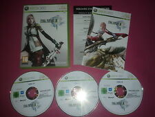 Final Fantasy XIII / 13    - XBOX 360 - PAL - complet