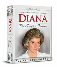 Affectionate Look Back Princess DIANA The People's Princess DVD & Book Gift Set