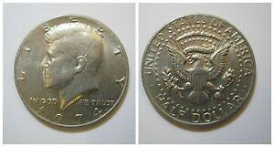 America - United States Half Dollar Kennedy 1974 XF / Spl