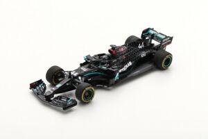 Mercedes AMG W11 EQ Lewis Hamilton #44 Styrian GP 2020 S6471 1/43 Spark F1