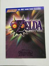 The Legend of Zelda: Majora's Mask--Official Nintendo Player's Guide