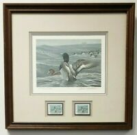 Robert Bateman 1989 NY Migratory Bird Duck Stamp Signed Limited Edition Print