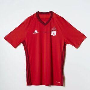 Camiseta America de Cali 2017 100% Original, NO Patrocinios TALLAS S(3), M(2)XL1