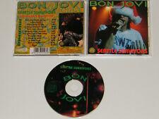 Bon Jovi Seattle Survivors Live In Tampa, Florida 1993 Very Rare Import Pic CD