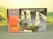 1/500 Kit Vintage 1991 Lindberg No. 70892 HMS VICTORY New in Box