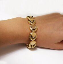 BARAKA Three Color 18Kt Gold Bracelet
