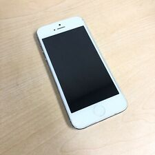 Apple iPhone 5 - 16GB - White & Silver (T-Mobile) A1428 (GSM) PARTS ONLY NON-OP